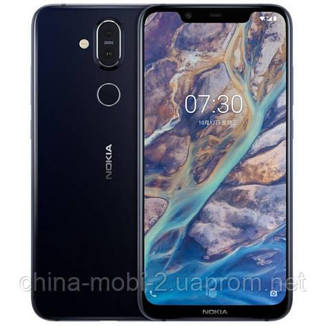 Nokia X7 TA-1131 6/128Gb blue, фото 2