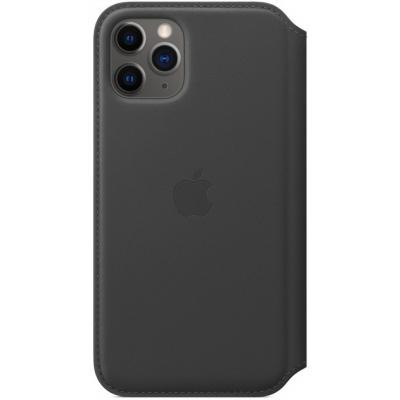 Чехол для моб. телефона Apple iPhone 11 Pro Leather Folio - Black (MX062ZM/A)