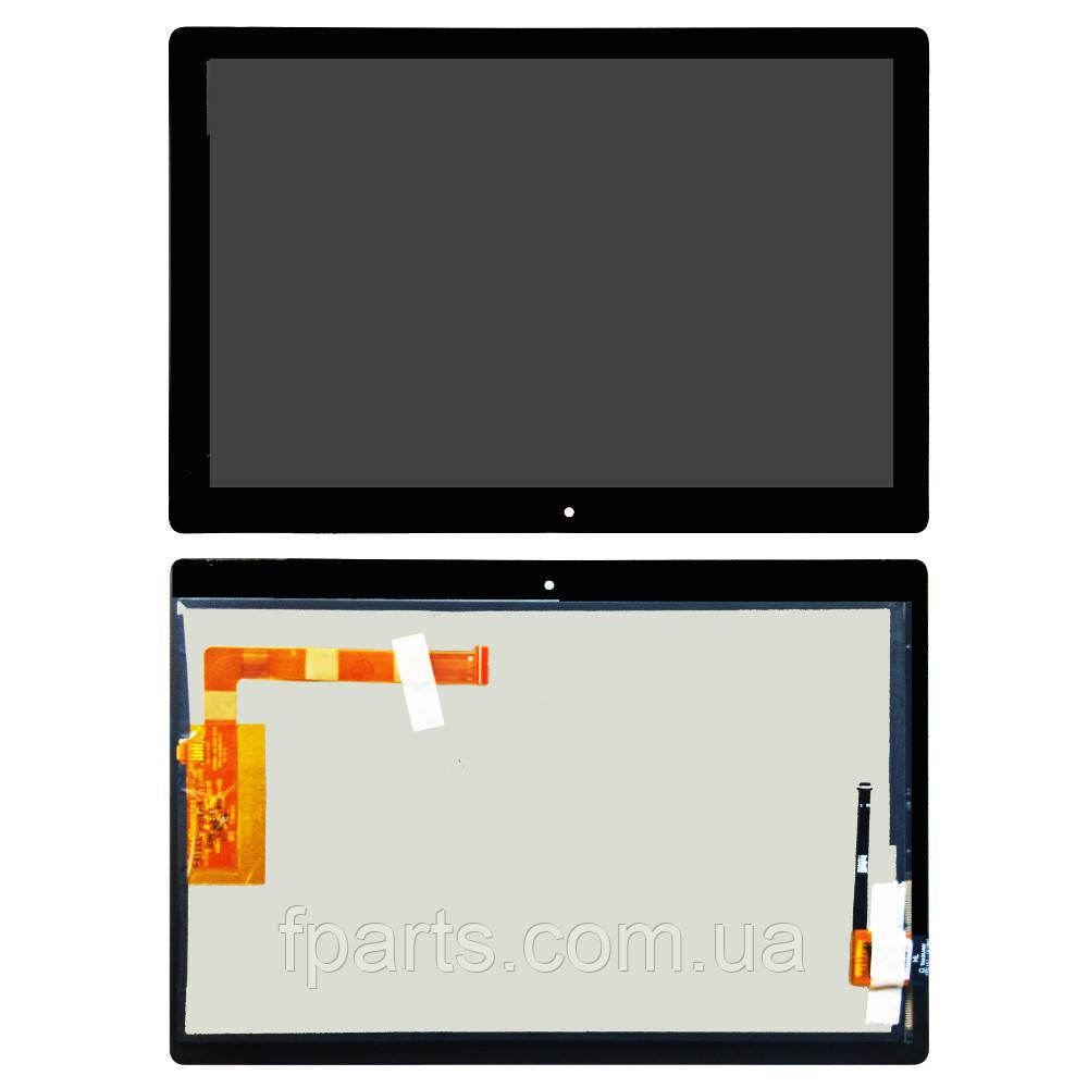 Дисплей Lenovo Tab E10 TB-X104F з тачскріном, Black