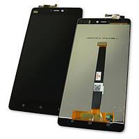 Xiaomi Дисплей Xiaomi Mi4S + сенсор чорний (оригінальні комплектуючі)