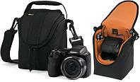 Сумка для фотокамеры LOWEPRO Adventura Ultra Zoom 100 black