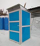 Биотуалет кабина утепленный, фото 2