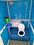 Биотуалет кабина утепленный, фото 5
