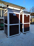 Биотуалет кабина утепленный, фото 8