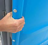 Биотуалет кабина Люкс с умывальником, фото 5