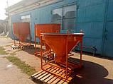 Бункер для бетону конусний БН-0.75, фото 4