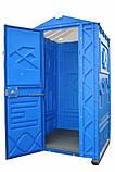 Біотуалет кабіна під вигрібну яму, фото 2