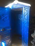 Біотуалет кабіна під вигрібну яму, фото 6