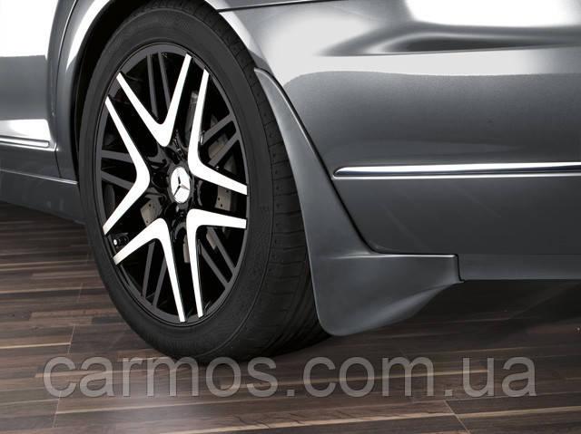 Брызговики  Mercedes Benz S221 2005-2013 (задние кт 2-шт), кт.