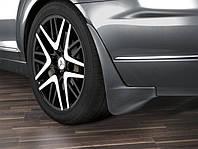 Брызговики  Mercedes Benz S221 2005-2013 (задние кт 2-шт), кт., фото 1