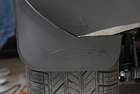 Брызговики  Ford Kuga 2013 -> (полный кт 4-шт), кт., фото 1