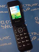 Мобільний телефон Bravis Flip C243 б.у