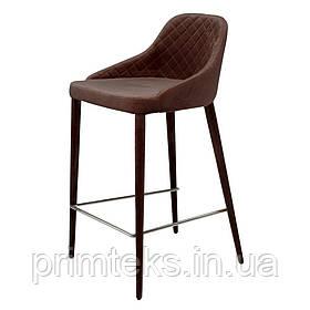 Полубарный стул ELIZABETH (Элизабет) шоколад