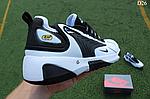 Мужские кроссовки Nike Zoom 2K (черно/белые) D26, фото 3