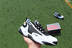 Мужские кроссовки Nike Zoom 2K (черно/белые) D26, фото 4