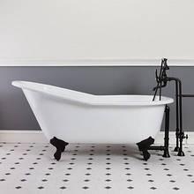 Ванны чугунные