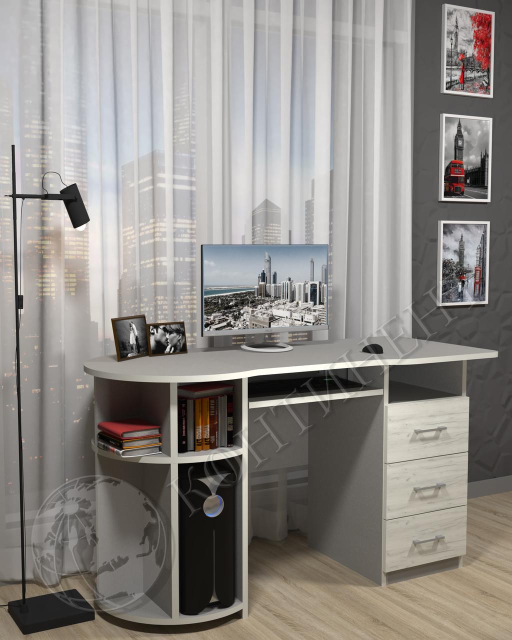 Компьютерный стол СКП-2№11