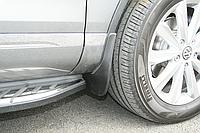 Брызговики  VW Touareg 2010 - (полный кт 4-шт), кт., фото 1