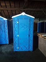 Туалетная кабина + раковина и умывальник, фото 1