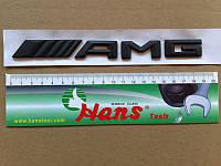 Надпись- шильдик AMG