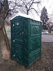 Туалетная кабина биотуалет с раковиной и умывальником, фото 2