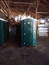 Туалетна кабіна (біотуалет) + раковина і умивальник, фото 2