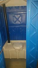 Туалетная кабина биотуалет + раковина и умывальник по акции от четырех единиц, фото 3