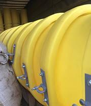 Прямое звено рукава для сброса мусора, фото 2