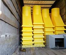 Мусороспуск 25 (м), Рукав для строительного мусора, фото 2