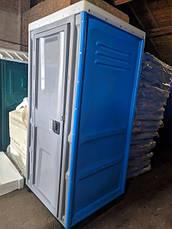 Туалетна кабіна Люкс, фото 2