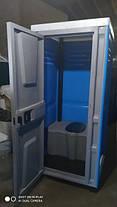 Туалетная кабина Люкс, фото 3