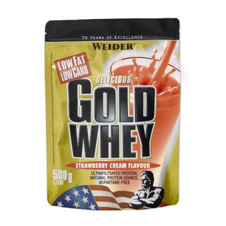 Протеин Сывороточный Weider Gold whey 500 г  шоколад-мята