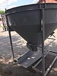 Бункер для бетону конусний БН-0.75 (куб. м), фото 2