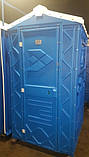 Туалетная кабина с раковиной и умывальником, фото 6
