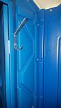 Туалетная кабина с раковиной и умывальником, фото 7