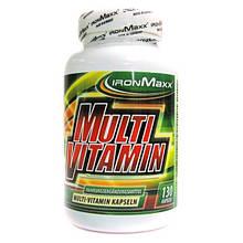 Витаминные и минеральные комплексы IronMaxx Multivitamin 130 капс