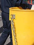 Смiттєскидач 36 (м), будівельний рукав для сміття, фото 4