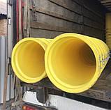 Смiттєскидач 36 (м), будівельний рукав для сміття, фото 6