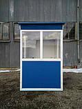 Пост охорони з антивандальним покриттям, фото 2
