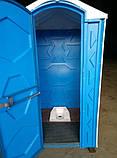 Біотуалет кабіна з чашою Генуя, фото 3