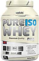 Протеины Изолят VP Laboratory Pure iso whey 908 г  ваниль
