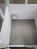 Пост охраны «Аквариум» 150 х 150 (см) с антивандальным покрытием, фото 9