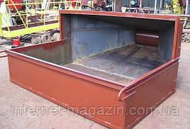 """Бункер для бетонной смеси """"Башмак"""" БП-1.0 (куб.м) бадья для бетона"""