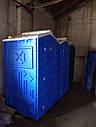 Мобильная туалетная кабина биотуалет, фото 9