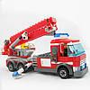 Конструктор Пожарная техника 8053