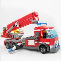 Конструктор Пожарная техника 8053, фото 1