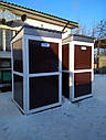 Биотуалет кабина утепленный, фото 7