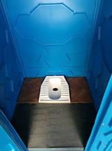 Биотуалет кабина с чашей Генуя