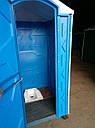 Биотуалет кабина с чашей Генуя, фото 8