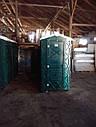 Туалетная кабина биотуалет + раковина и умывальник от 4х единиц, фото 5